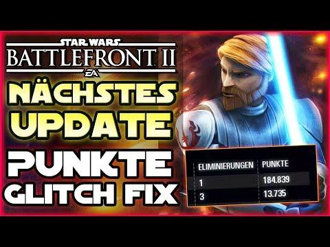 Dezember Update! - Punkte Glitch Fix! - General Kenobi - Star Wars Battlefront 2