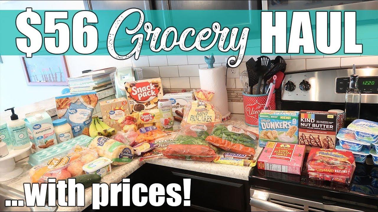 56 Walmart And Ibotta Grocery Haul Got Some Fun Snacks