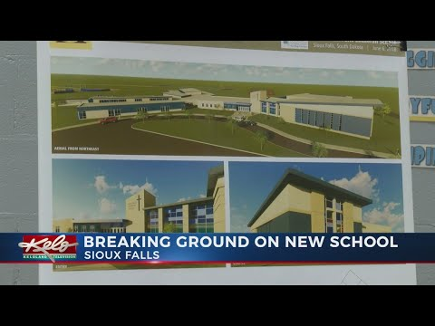 Construction Starts On New Sioux Falls Lutheran School