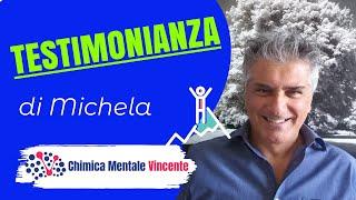 Testimonianza di Michela - Eliminati Traumi Psicologici che le Provocavano Paure Insistenti