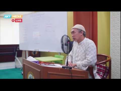 [LIVE] 20151114 A Guide For New Muslims