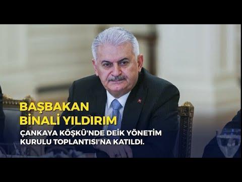 Başbakan Yıldırım, DEİK Yönetim Kurulu Toplantısı'nda konuştu 21.02.2018