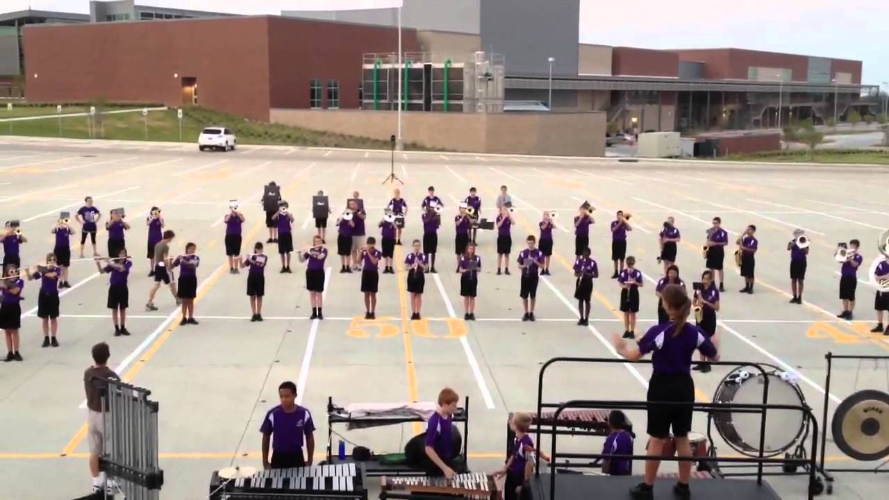 College station high school cougar band quot fight song quot youtube