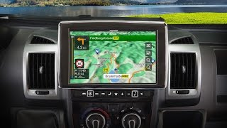 Premium Navigation for Fiat Ducato
