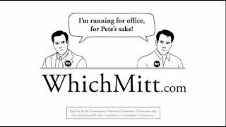 Mitt Romney Flip-Flops: He Can't Take a Position on a Position - WhichMitt.com