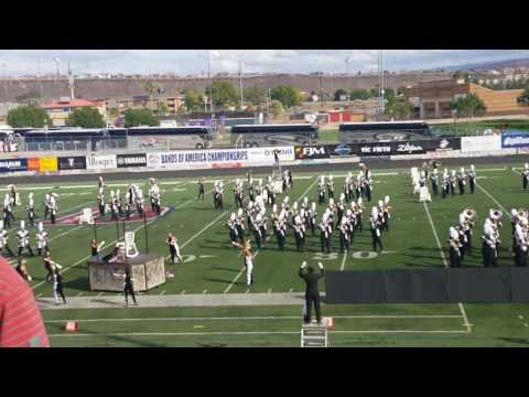 Bel Air Marching Band BOA 2016