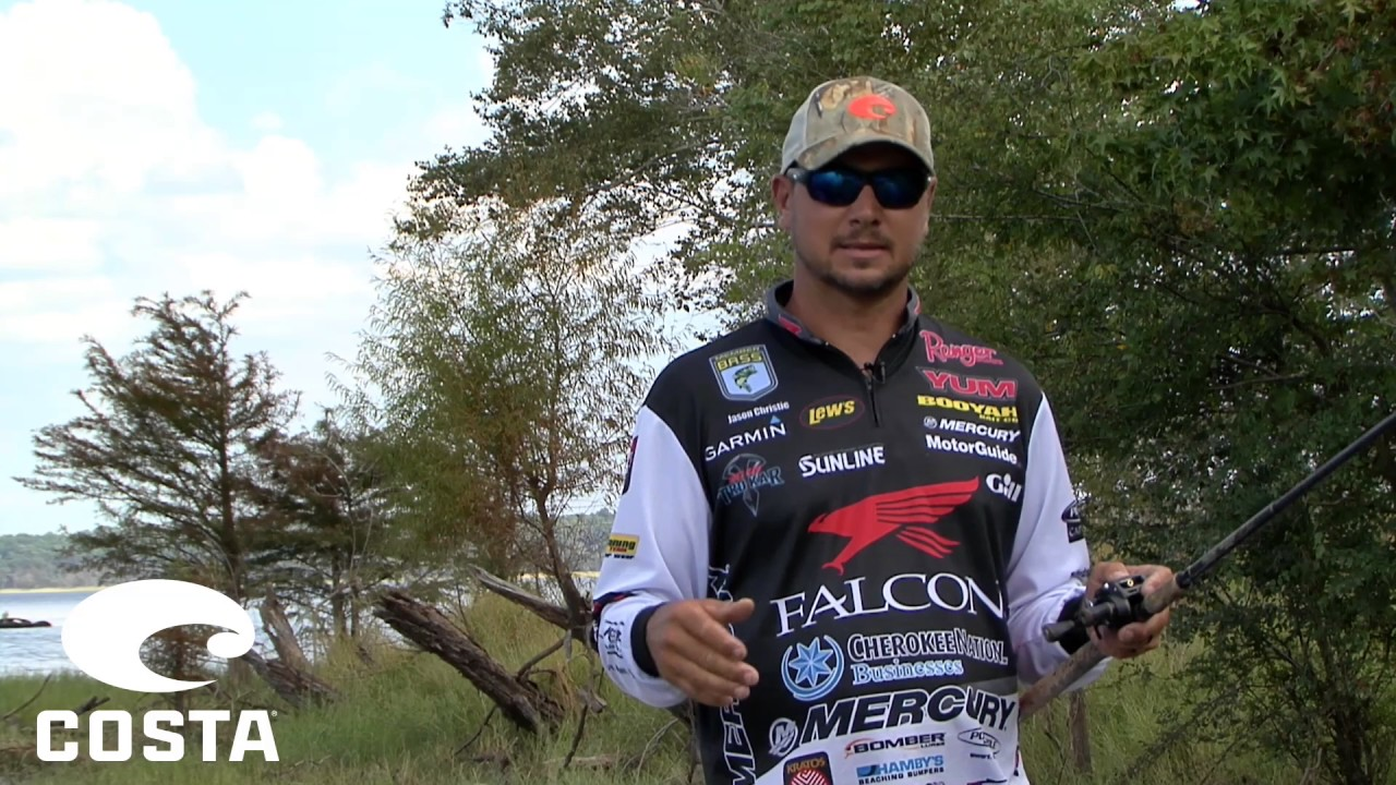Costa Freshwater Fishing: Costa Pro Tips from Jason Christie