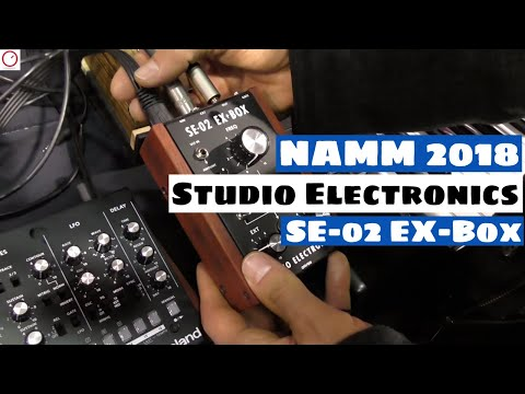 The Best New Synths from NAMM 2018 | TabMuse -- a Home for Digital