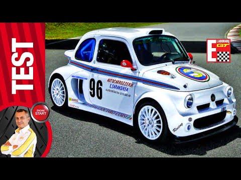 Fiat 500 Turbo Delta Maxi 235 CV | Tuning Test