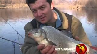 Svet Ribolova - Mramor, deverika na feeder
