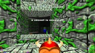 Heretic - E3M6 The Halls of Fear - Black Plague - All Secrets - 1080p 60fps