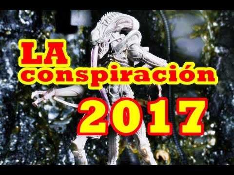 ALIENS LA CONSPIRACION 2017, ALIENS REVELAN IDENTIDAD 2017 MAYO,
