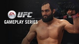 EA SPORTS UFC Gameplay Series - Feel The Fight