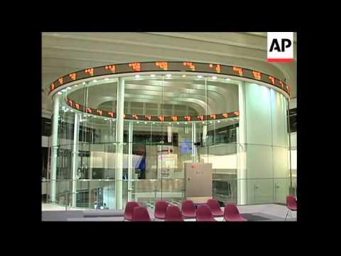 SKo Stocks open lower,  Japan markets also down