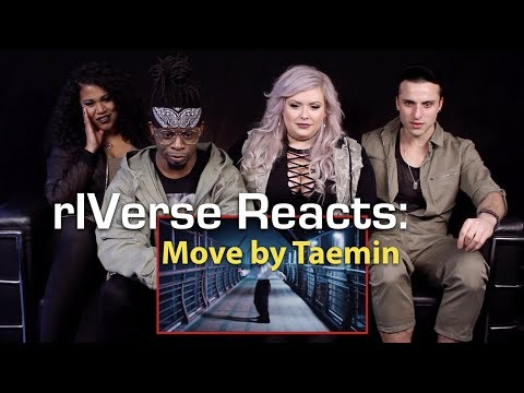 RIVerse Reacts: Move By Taemin - M/V Reaction