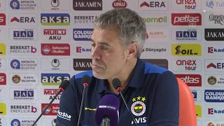 Ersun Yanal ve Erol Bulut'un açıklamaları | Alanyaspor 3-1 Fenerbahçe
