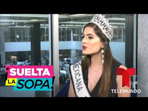 Camino a la corona: México, Haití, Sudáfrica y España | Suelta La Sopa | Entretenimiento