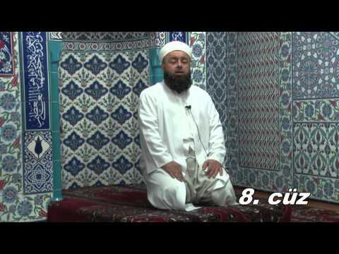 Fatih Medreseleri Masum Bayraktar Hoca Mukabele 8. Cüz