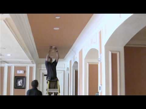 The Meridian Condo LED Installation