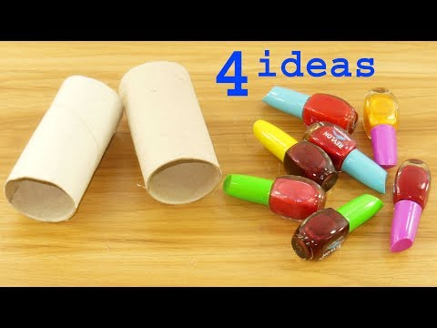 4 DIY Room Decor !!! Out of Handmade Things || DIY Projects