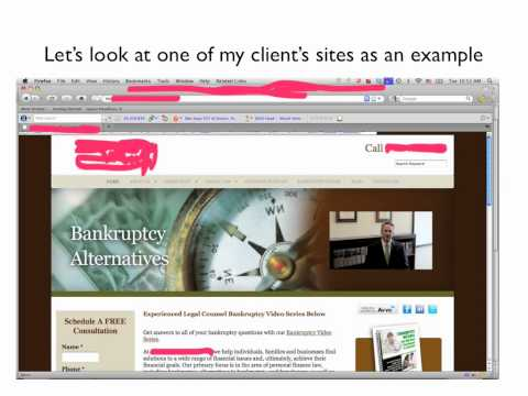 Law Firm Marketing Training