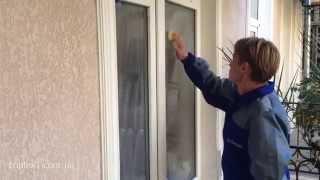 видео утепление окон в Киеве