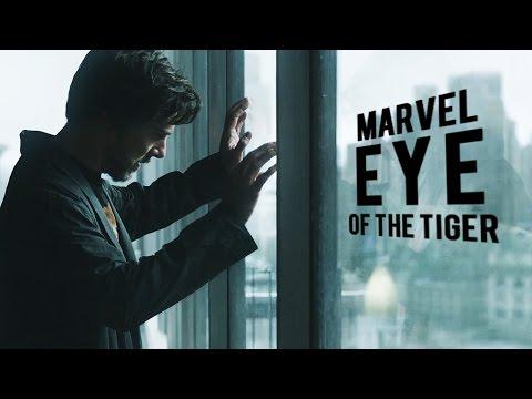 MARVEL | Eye of the tiger (9k).