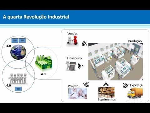 Webinar - Indústria 4.0 - Descubra como a automação evoluirá na próxima década