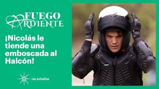 Fuego ardiente: ¡El operativo para detener a Joaquín! | C-83 | Las Estrellas