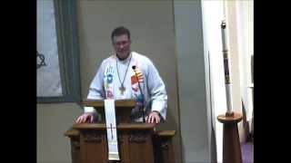 Sermon 11/22/15; Trinity Lutheran, Cedarburg
