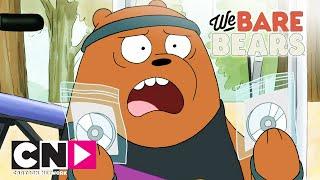 Między nami, misiami | Zabawa na dworze | Cartoon Network