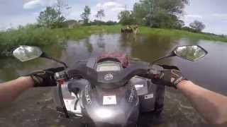 can am outlander 800 cf moto 800 gopro 4 60 fps