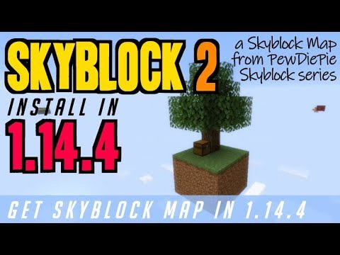 How to get Skyblock Map for Minecraft 1.14.4 - download & install Skyblock Skyblock Map on survival map, mc map, first map, zombies map, herobrine map, map map, minecraft map, game map, server map, war map, portal map, paintball map, epic map, classic map, pvp map, jobs map, economy map, agrarian skies start map, adventure map, cobblestone map,