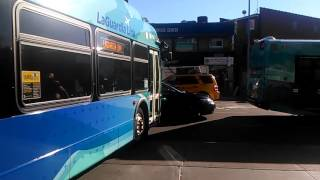 Exclusive: new LaGuardia link Q70 SBS at Jackson Heights bus terminal