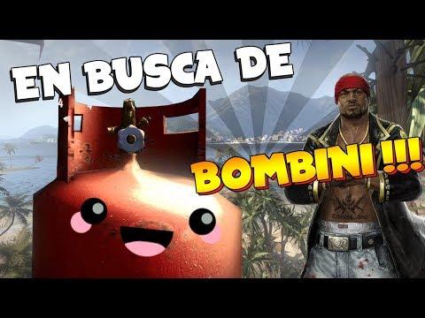 En BUSCA de BOMBINI !!! Mishifu en Dead Island