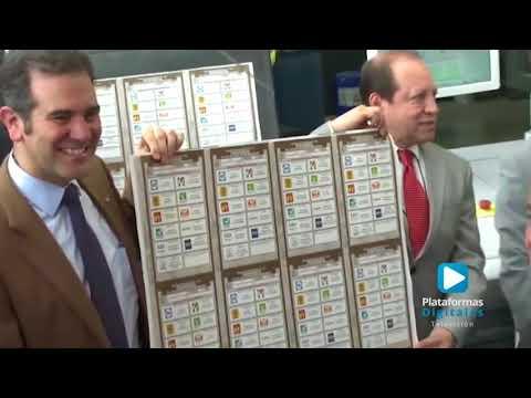 El INE aprobó que se marque la boleta electoral con el nombre de pila y/o apodos de los candidatos.