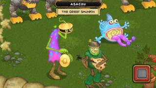 [My Singing Monsters] MY SINGING MONSTERS WIKI*植物島