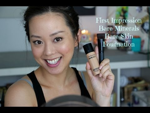 BareMinerals Bare Skin Foundation First Impression