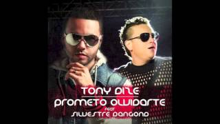 Tony Dize - Prometo Olvidarte ft. Silvestre Dangond (Vallenato Remix) [Official Audio]