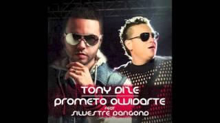 Tony Dize - Prometo Olvidarte ft. Silvestre Dangond (Vallenato Remix) [Official Audio]