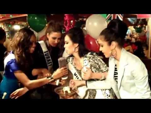 [HD} Miss Universe Vietnam 2012 - All Activities Diem Huong Luu