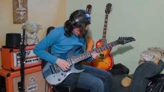 Dream Theater - The Spirit Carries On (Cover) By Daniel Molina Henao