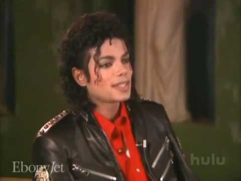 Michael Jackson BAD - Release Interview 1987 - Part 1 of 2 ... Michael Jackson 1987 Interview
