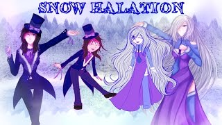 【Blue Funeral House 】 Snow Halation 【Cover 】