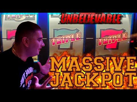 High Limit 3 Reel Slot Machine ✦HUGE HANDPAY JACKPOT✦!! Unbelievable Back To Back JACKPOT WON