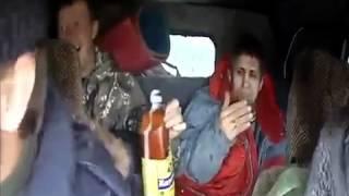 Как мужики УАЗик тестировали Мама Люба давай! Uaz test drive