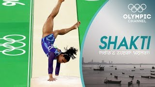 Indian gymnast Dipa Karmakar dreams of Tokyo 2020  Shakti