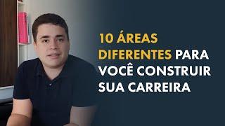 """10 áreas """"diferentes"""" para você construir uma carreira em arquitetura!"""