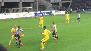 Video Gol Pertandingan Udinese vs Sampdoria