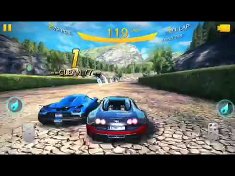 asphalt 8 bugatti vs agera r youtube. Black Bedroom Furniture Sets. Home Design Ideas